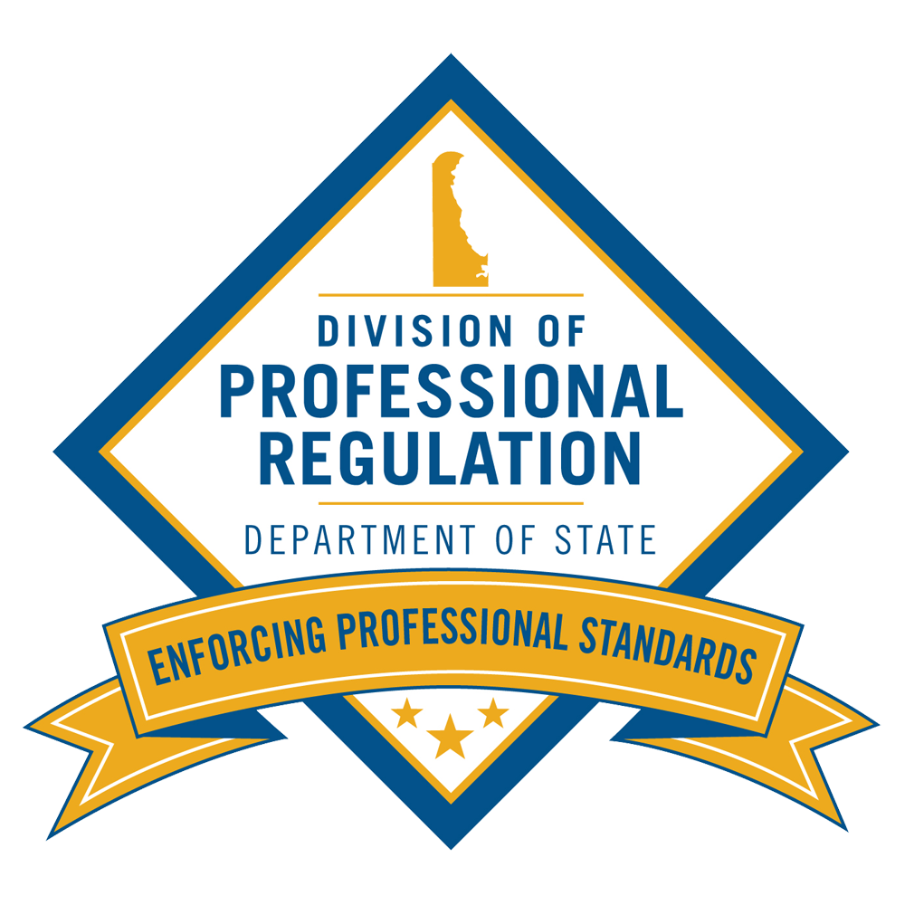 Image of the Division of Professional Regulation logo