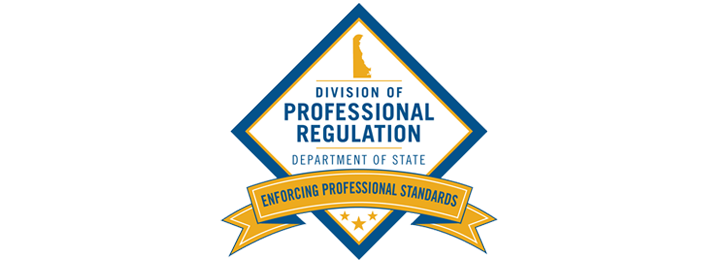 Division of Professional Regulation - State of Delaware -